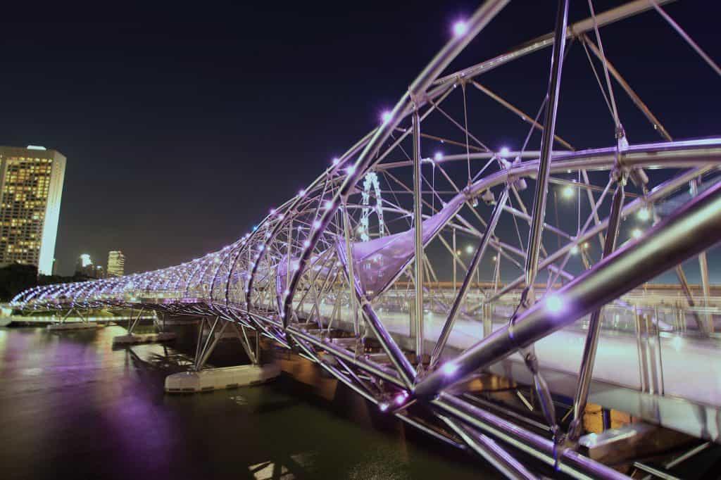 absolutely free photos original photos helix bridge singapore travel landmark 5472x3648 20341 edit 2000w