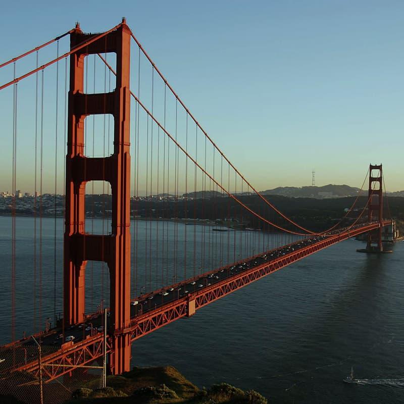 US Back Office San Francisco Bridge City Image