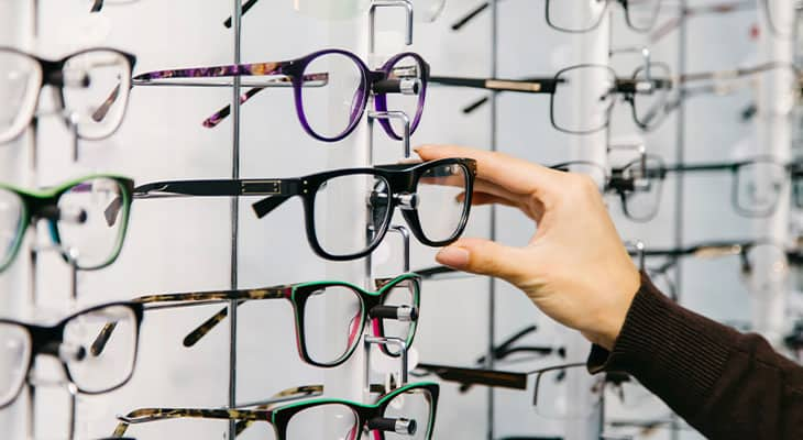 KFE Blog OptometristGlasses Selection